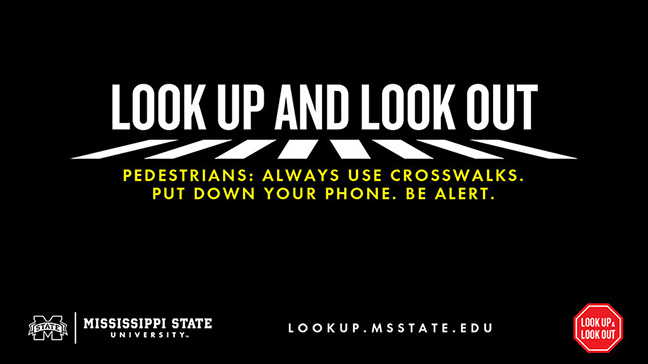Look Up and Look Out graphic