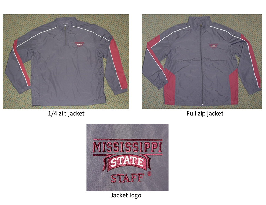 2014 Staff Council Jacket